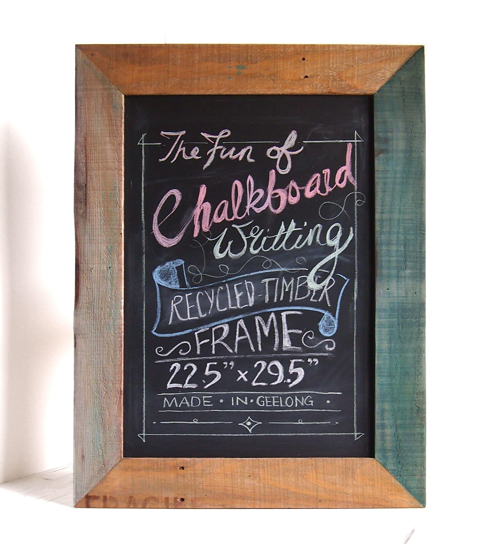 cafe chalkboard - Slate Cafe Ideas