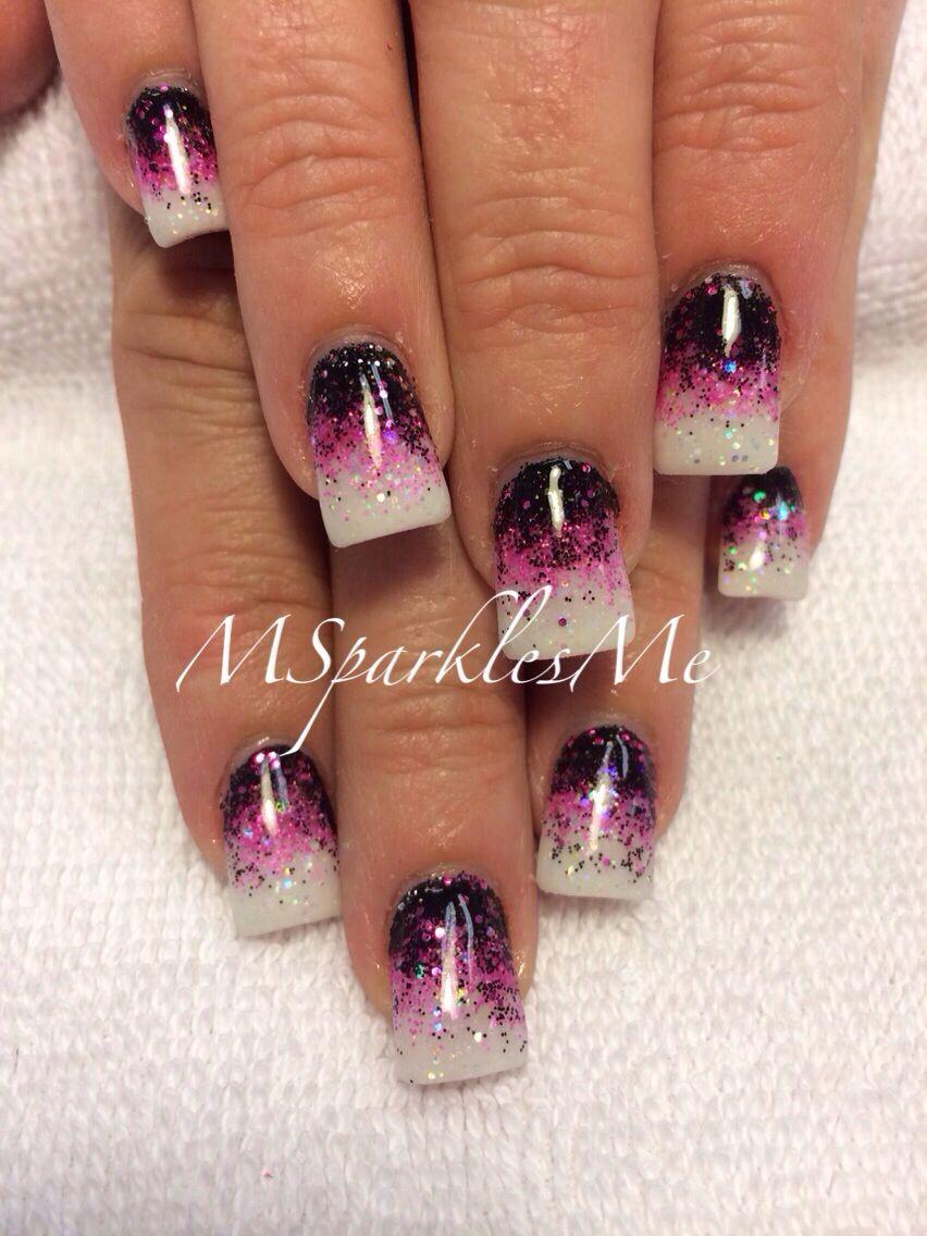 valentine nails nail art design