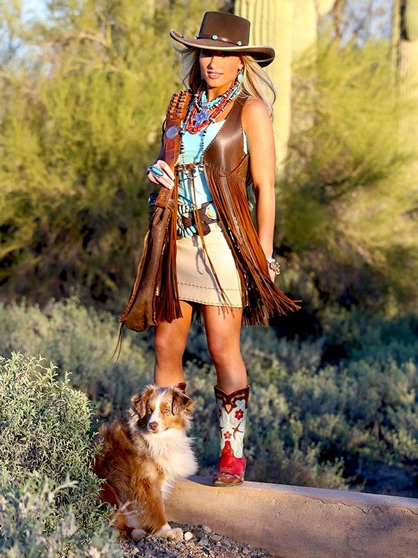 American cowgirl chicks — photo 5