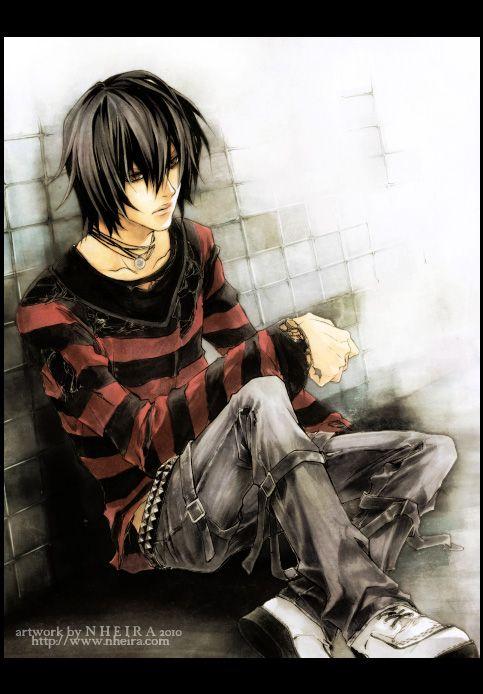 Aki By Nheira Art Pinterest Anime Wallpaper And Anime Guys