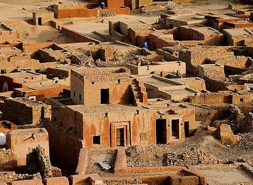 100 Amazing African Cities That Were Completely Destroyed By