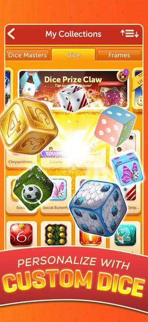 Yahtzee® with Buddies Dice on the App Store App, Ipod