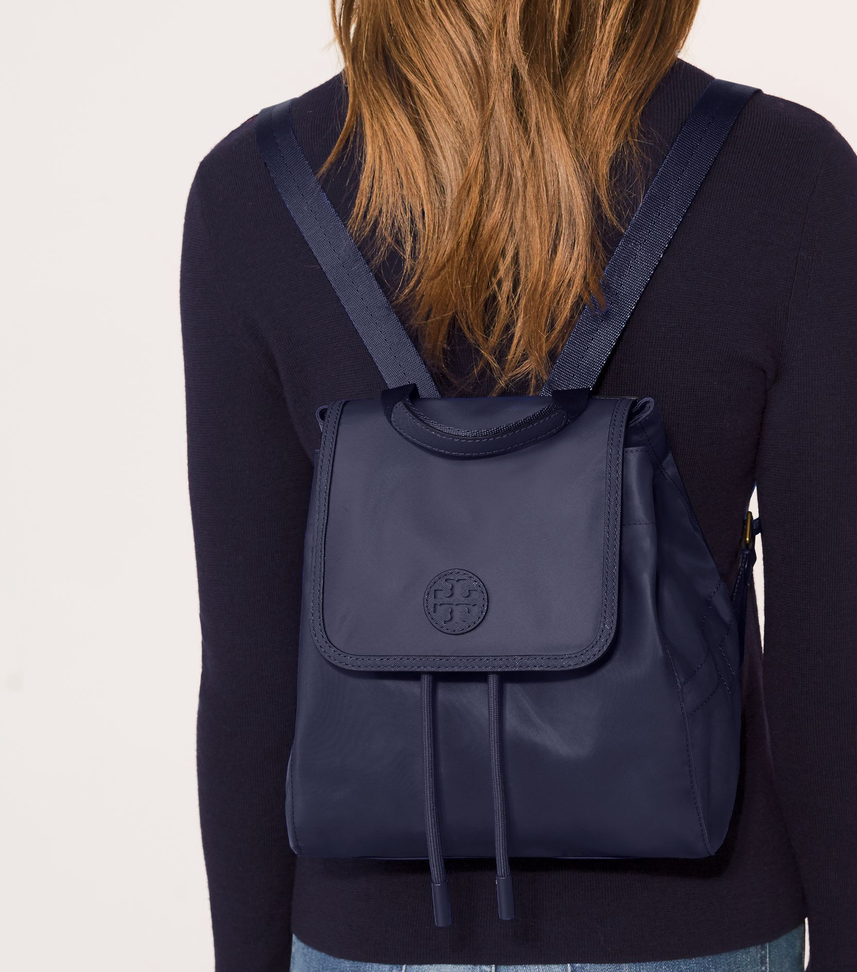 aa81e0917ae TORY BURCH Scout Small Backpack.  toryburch  bags  leather  nylon  backpacks