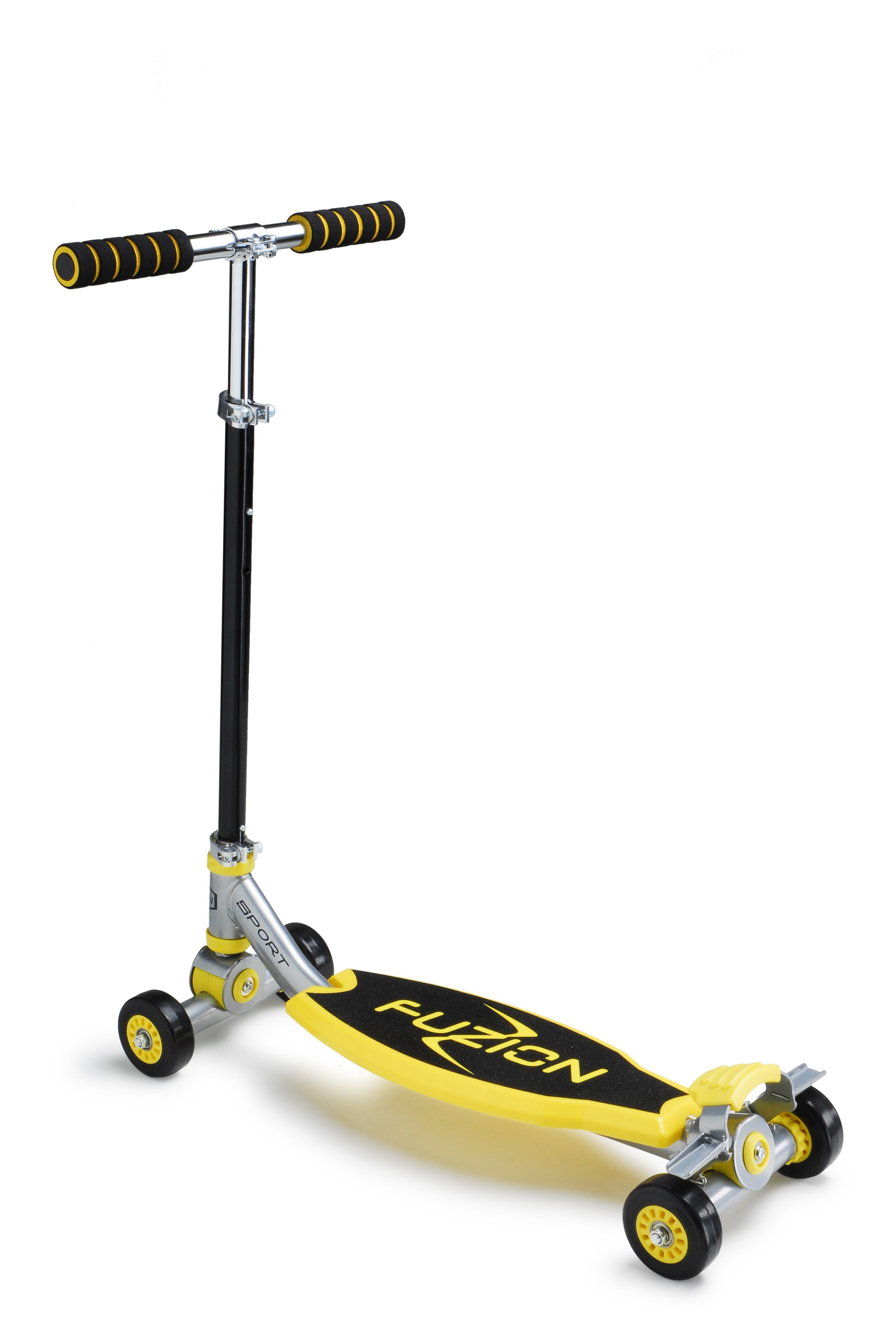 Sport Fuzion Scooter 4 Wheel Scooters Pro Scooters