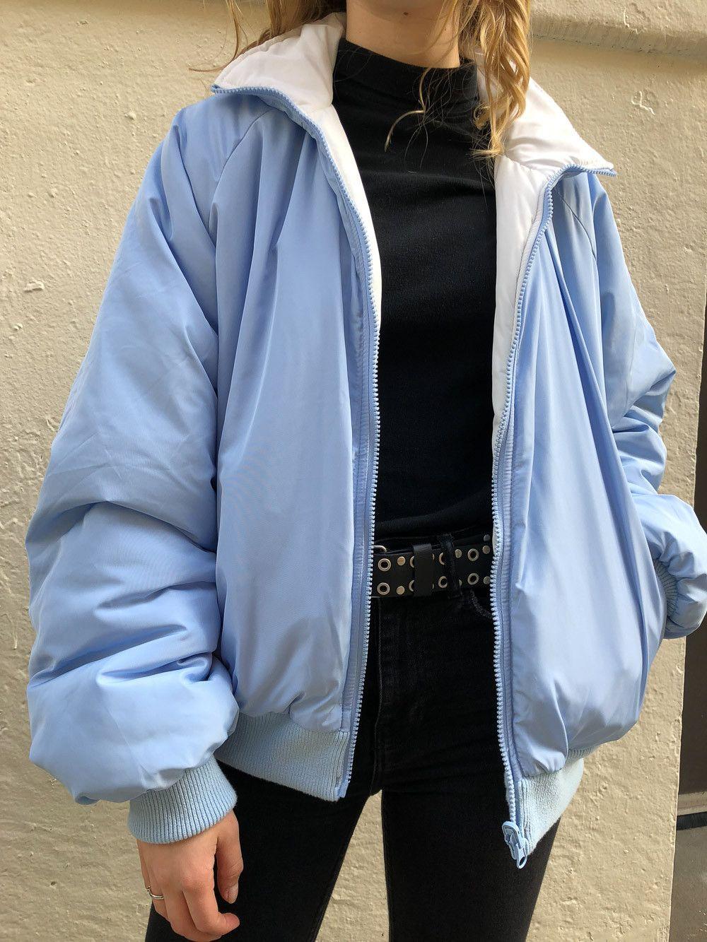 7b47e7d9887d Faith Puffer Jacket - Jackets - Outerwear - Clothing Brandy Melville Jacket