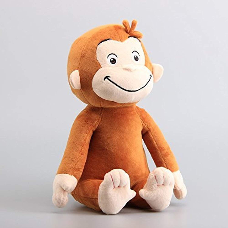 Curious George Plush 9 2 Inch 23cm Monkey Doll Stuffed
