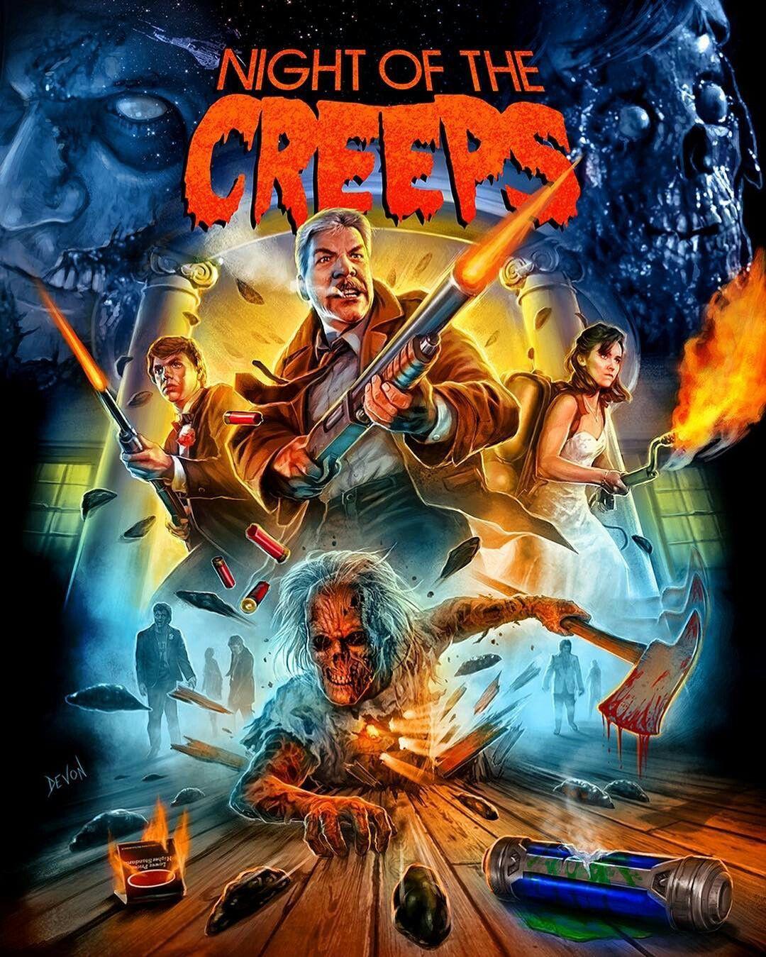 Pin by april adkison on horror is best horror movie art