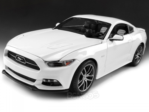 Home Diecast Cars Ford Mustang 2015 Ford Mustang Gt 50th Anniversary Exclusive Edition 1 18 Scal Diecast Cars Ford Mustang Gt 2015 Ford Mustang