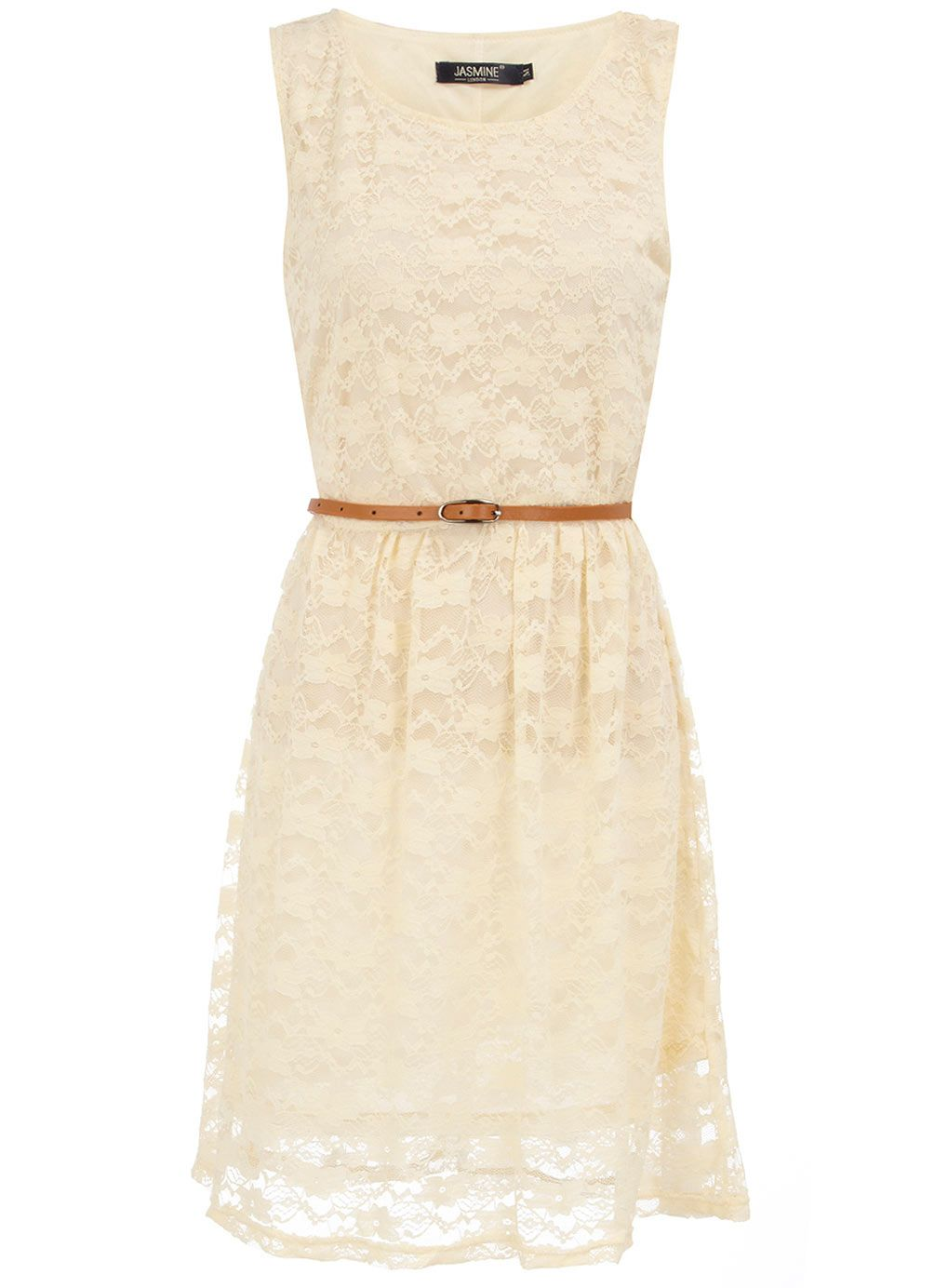 a6eeb1b1e317 Navy Blau · Beauty · Cream sleeveless lace dress. Rehearsal dinner dress   Probeessen Kleider, Hübsche Kleider, Formelle
