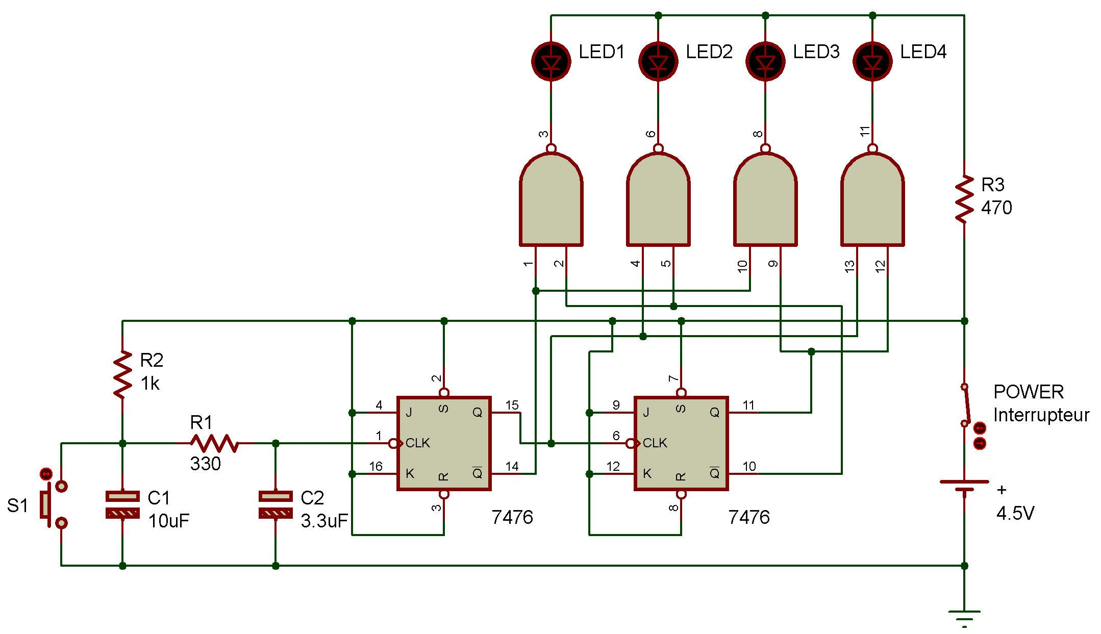 Cycle Wiring Diagram on