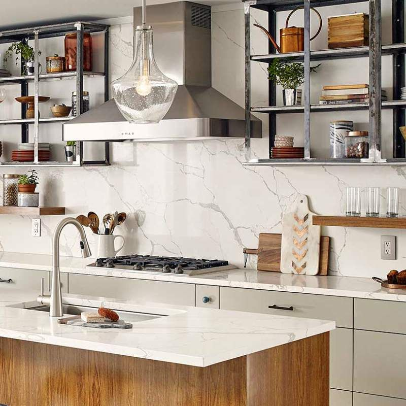 Quartz Countertops Are The Best Option For Busy Families Who Need