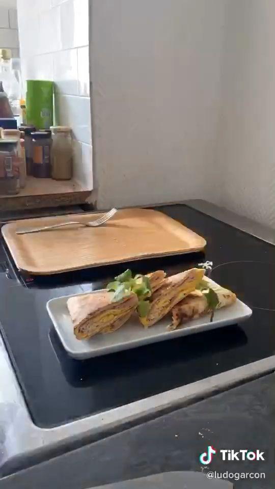 Breakfast Quesadilla Video Diy Food Recipes Cooking Recipes Food