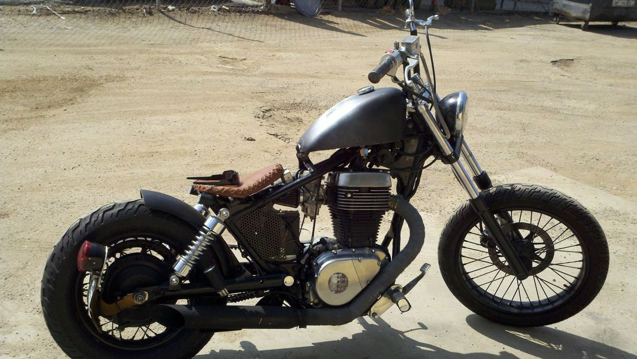 suzuki savage s40 bobber google search bobber. Black Bedroom Furniture Sets. Home Design Ideas