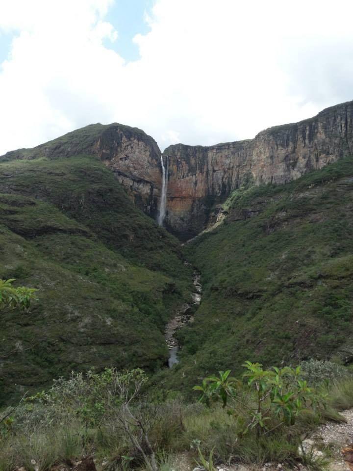 Cachoeira do Tabuleiro - Conceição do Mato Dentro - MG
