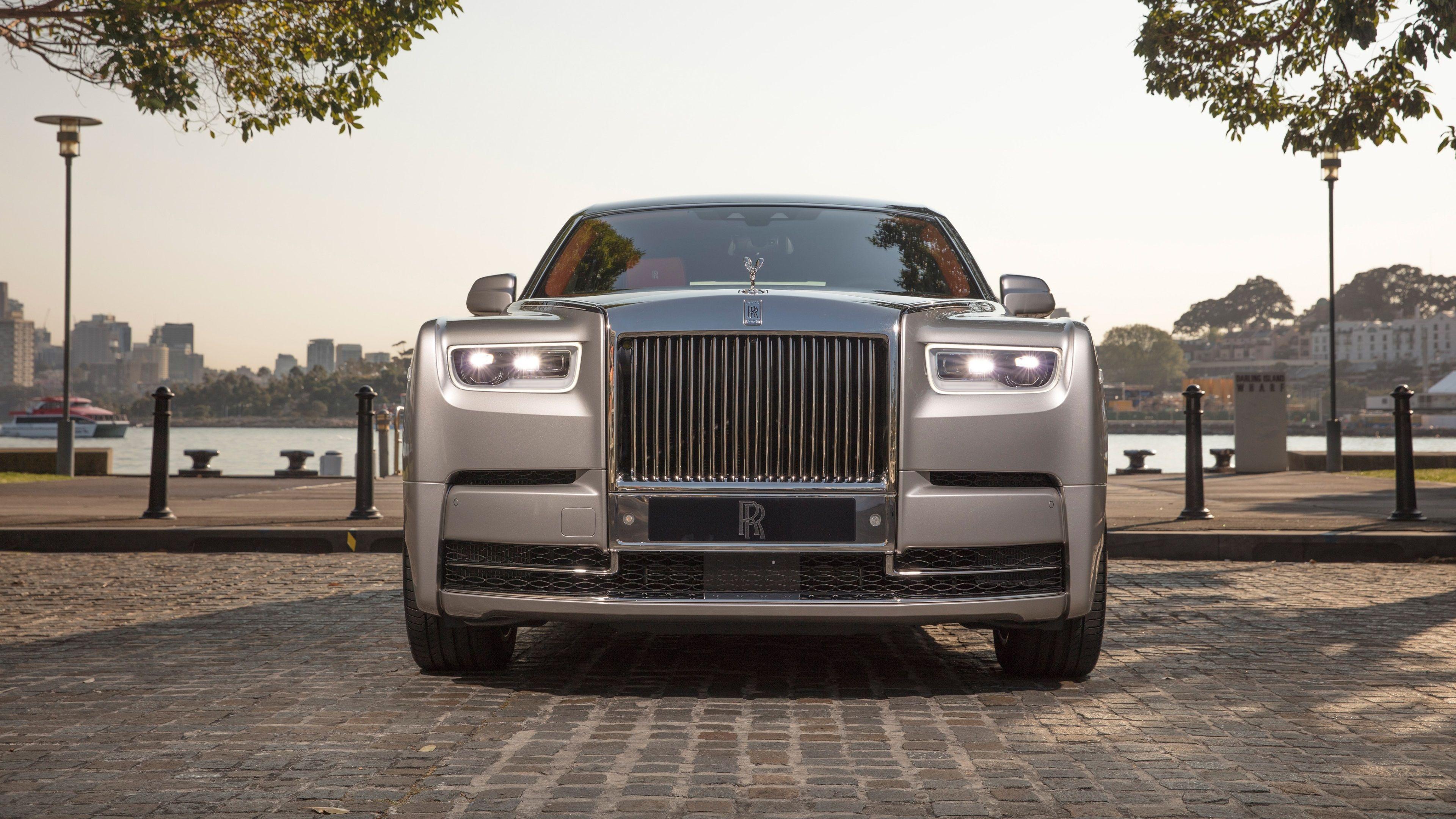 3840x2160 Rolls Royce Phantom 4k Full Hd Wallpaper Rolls Royce Phantom Rolls Royce Royce