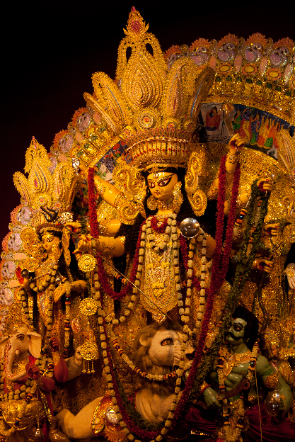 Kolkata On Foot The Best Walking Trails The Mygola Blog Durga Puja Wallpaper Durga Kolkata