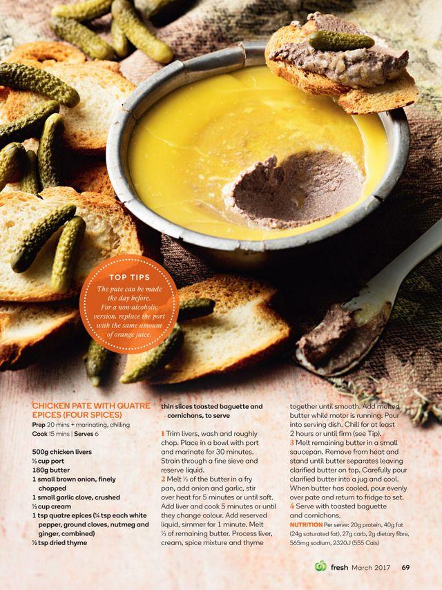 Pin by flower petal on homomade food ideas pinterest food ideas get recipe food ideas from woolworths fresh magazine forumfinder Choice Image