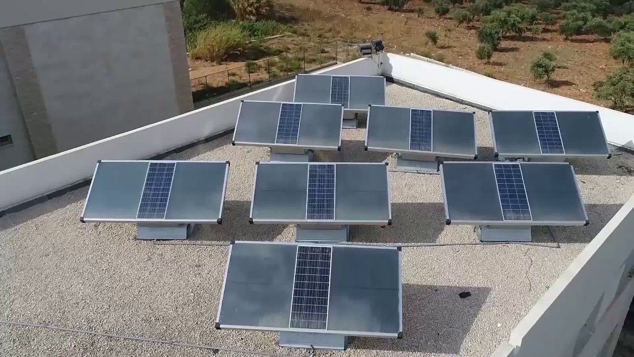 Zero Mass Water Hydropanels Solar Smart Tech Roof Solar Panel