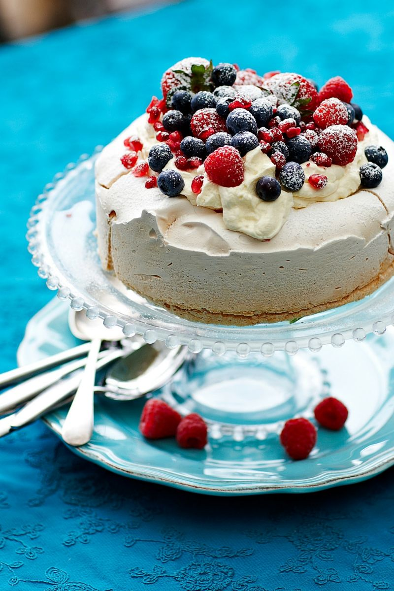KitchenAid Vanilla Pavlova Recipe using KitchenAid Stand Mixer ...