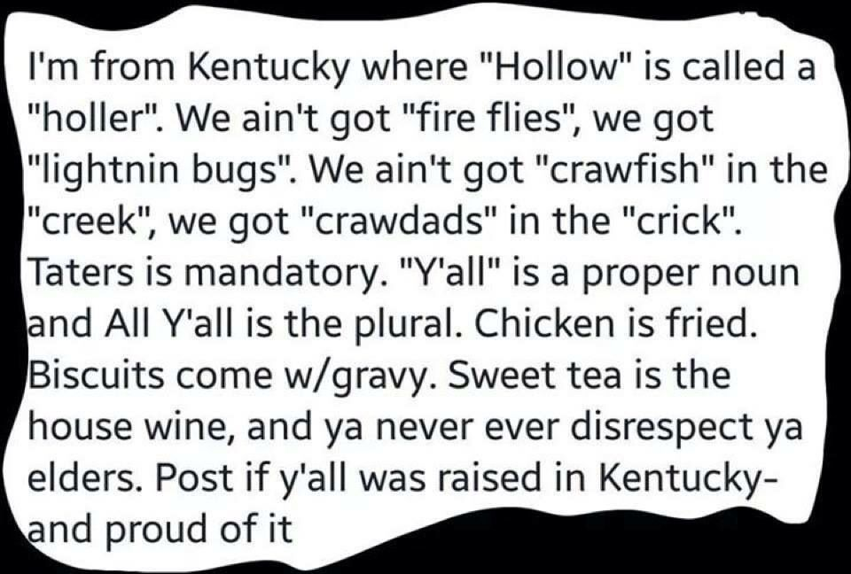 Down in KY