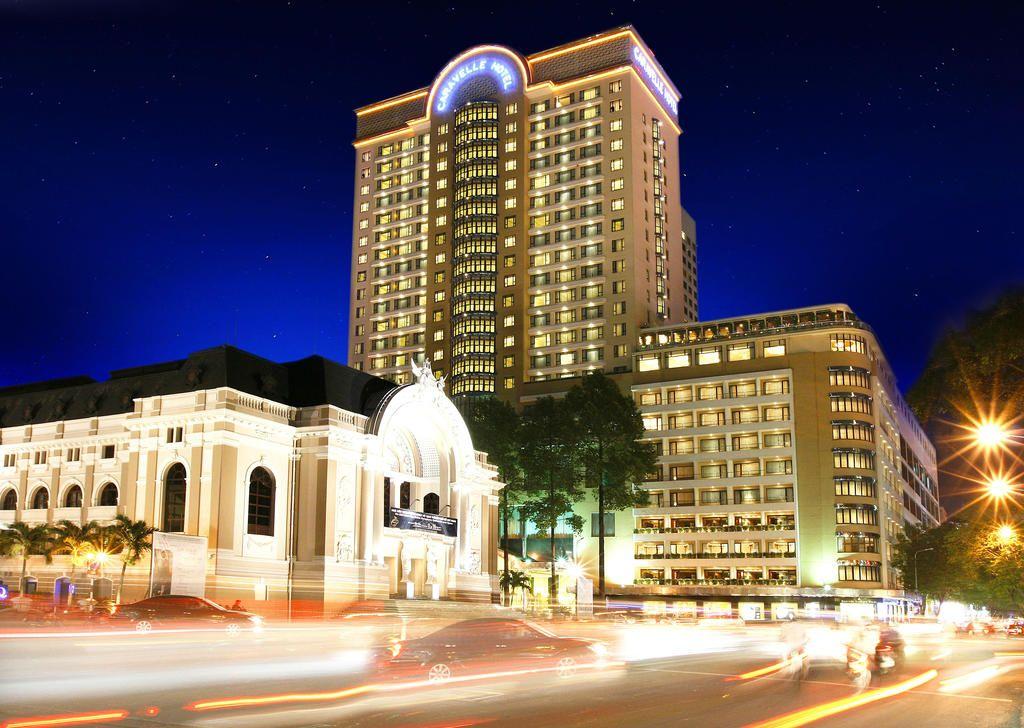 Caravelle Hotel Ho Chi Minh City Hoteldirect Info