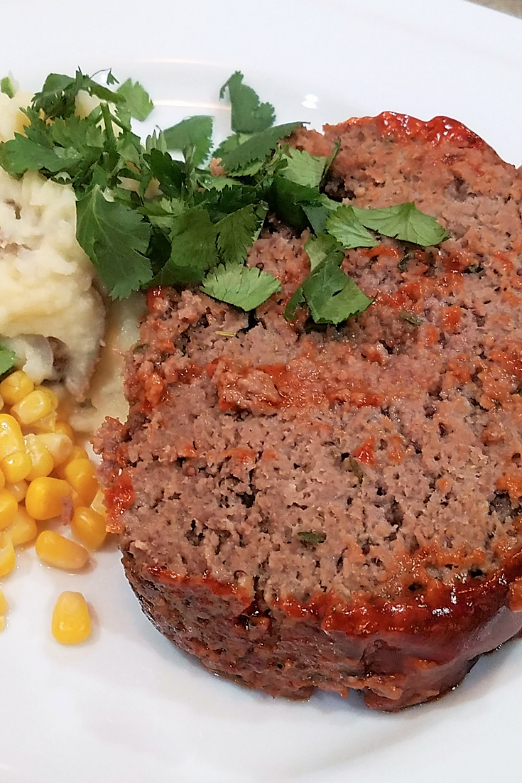 Venison Meatloaf Venison Recipes Venison Meatloaf Beef Recipes