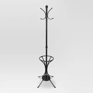 Freestanding Coat Racks Coat Racks Target Umbrella Stand