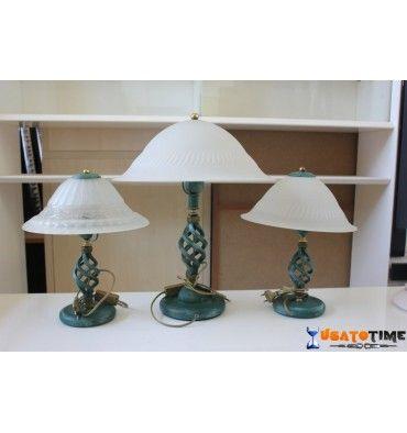 Lumi da camera da letto in ferro battuto | Illuminotecnica (lighting ...