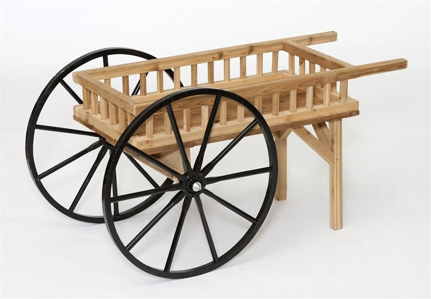 Amish Crafts Decorative Peddleru0027s Cart Wagon