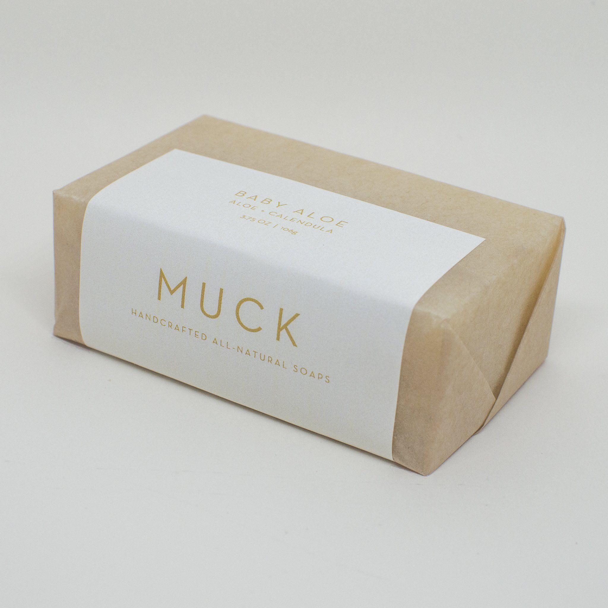 Healing Baby Aloe Natural Soap Packaging Soap Packaging Soap Gift Set