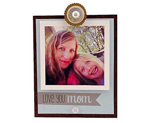 Love You Mom Insta Clip Frame Take Your Fun Filtered Photos Off