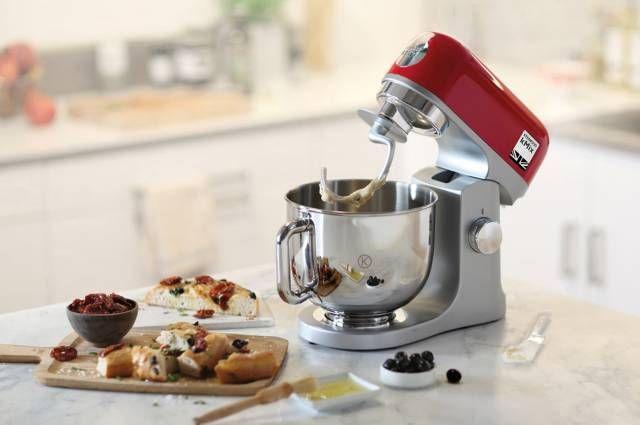 Beem küchenmaschine ~ Küchenmaschine im retrostyle die kenwood küchenmaschine kmix hat