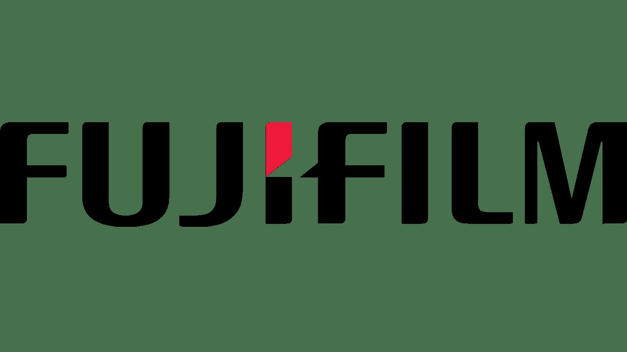Fujifilm Word Mark Logo Fujifilm Film Logo