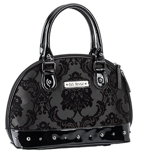 Rock Rebel GG Rose Damask Mini Madame Midnight Rockabilly Black Handbag Purse Rock Rebel http://www.amazon.com/dp/B00VZ9TCTU/ref=cm_sw_r_pi_dp_uyNZwb0KH0WTM