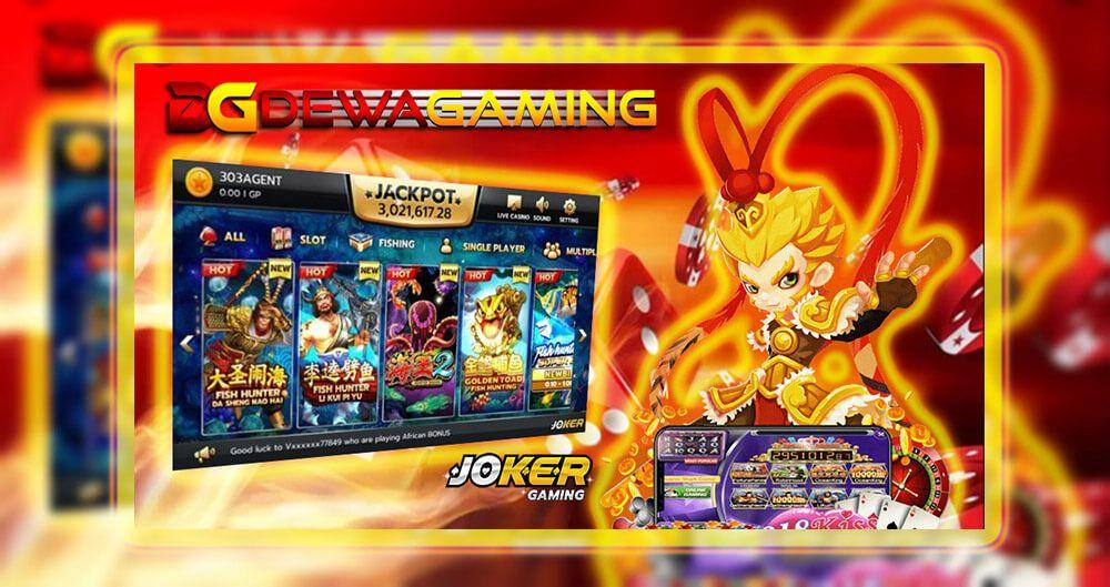 Game Slot Terbaru Dari Joker Gaming Harus Coba Nih Joker