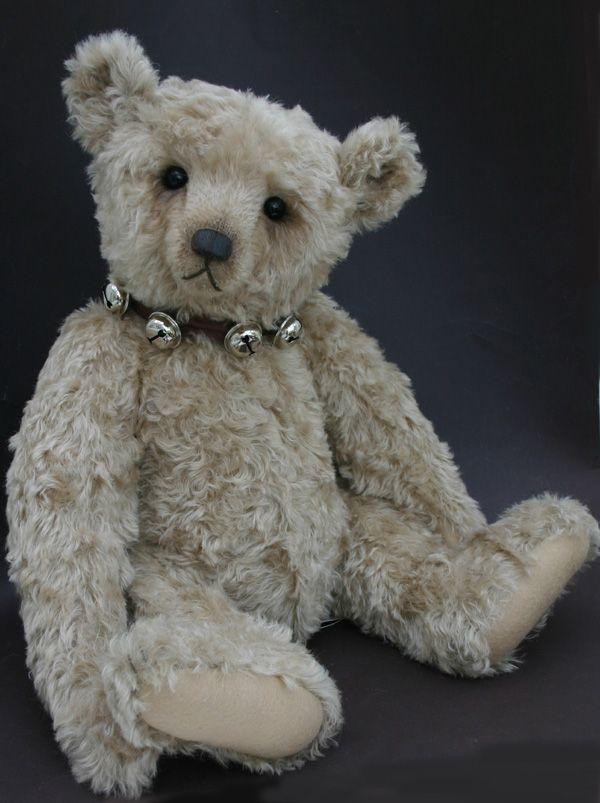 Taiwan Teddy Bear Association : 線上泰迪熊藝廊 Artist Gallrty - Humble-Crumble Collectors Bears (Victoria Allum)