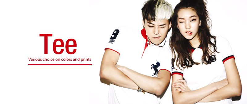 ygfamilyy: GD with Model Lee Ho Jung for BSX's Website Banners!