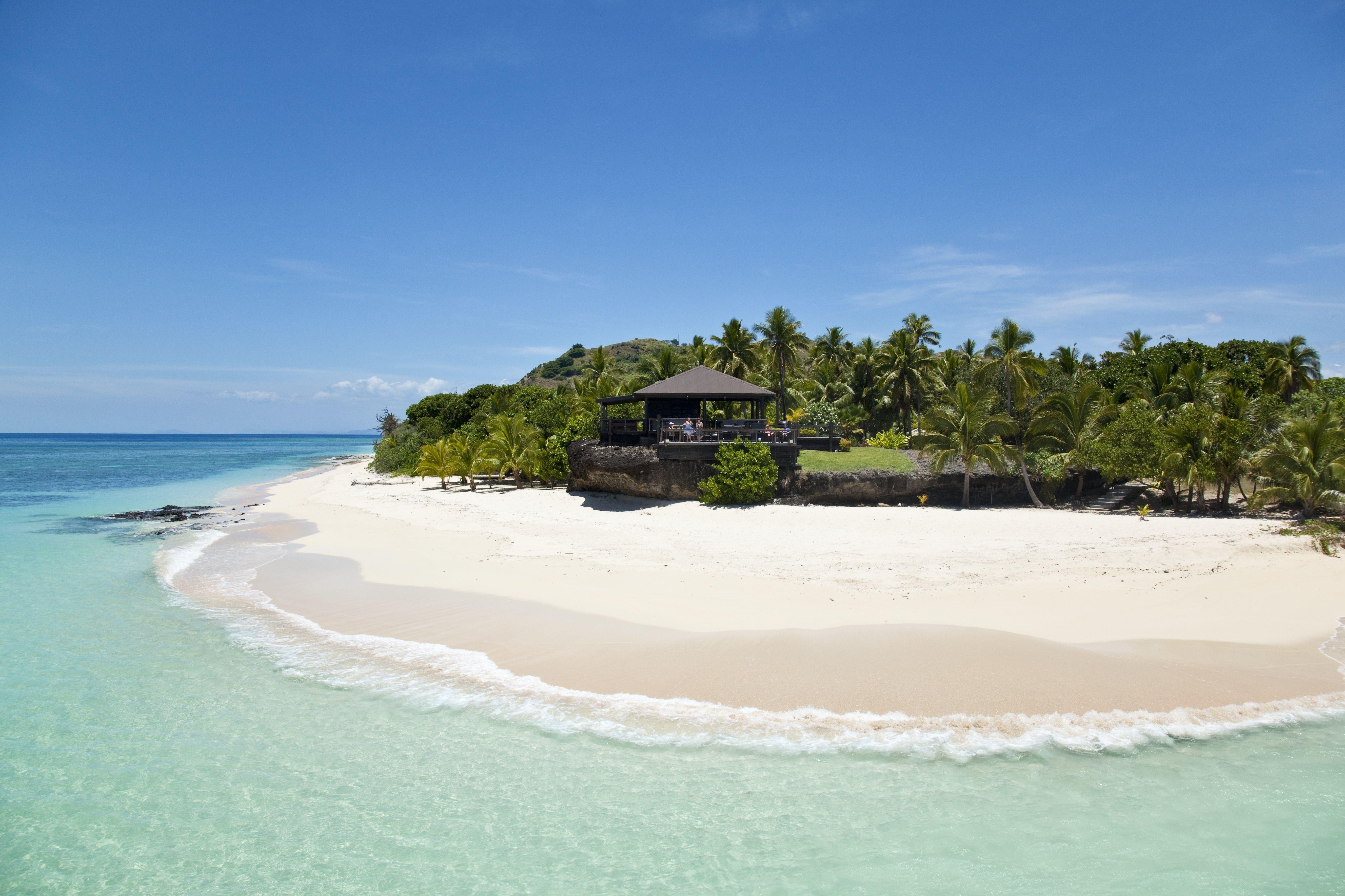 Perfection! Vomo Island Resort, Fiji  www.islandescapes.com.au