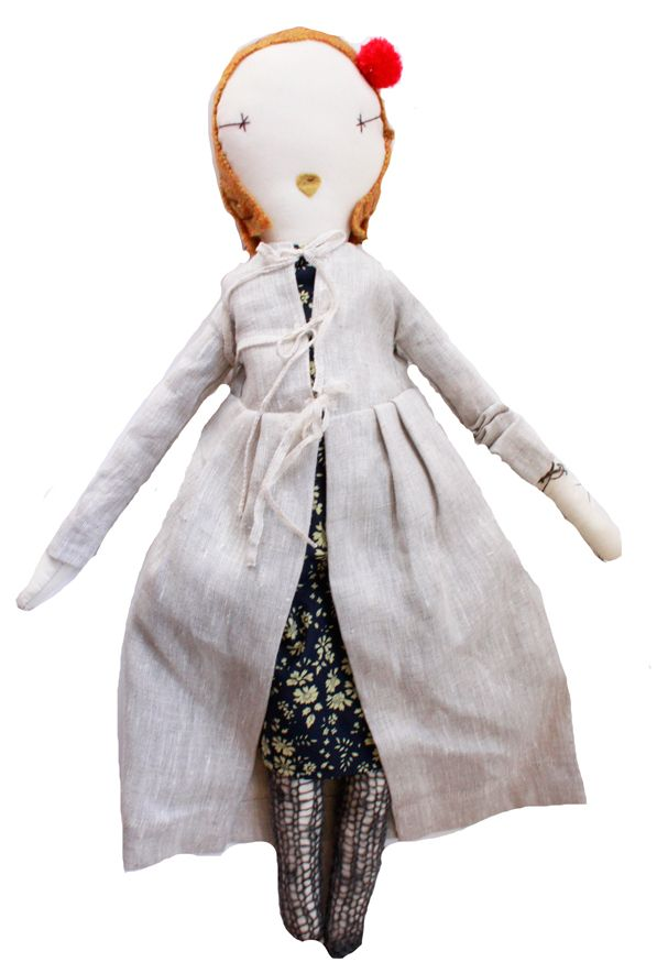 jess brown doll pattern
