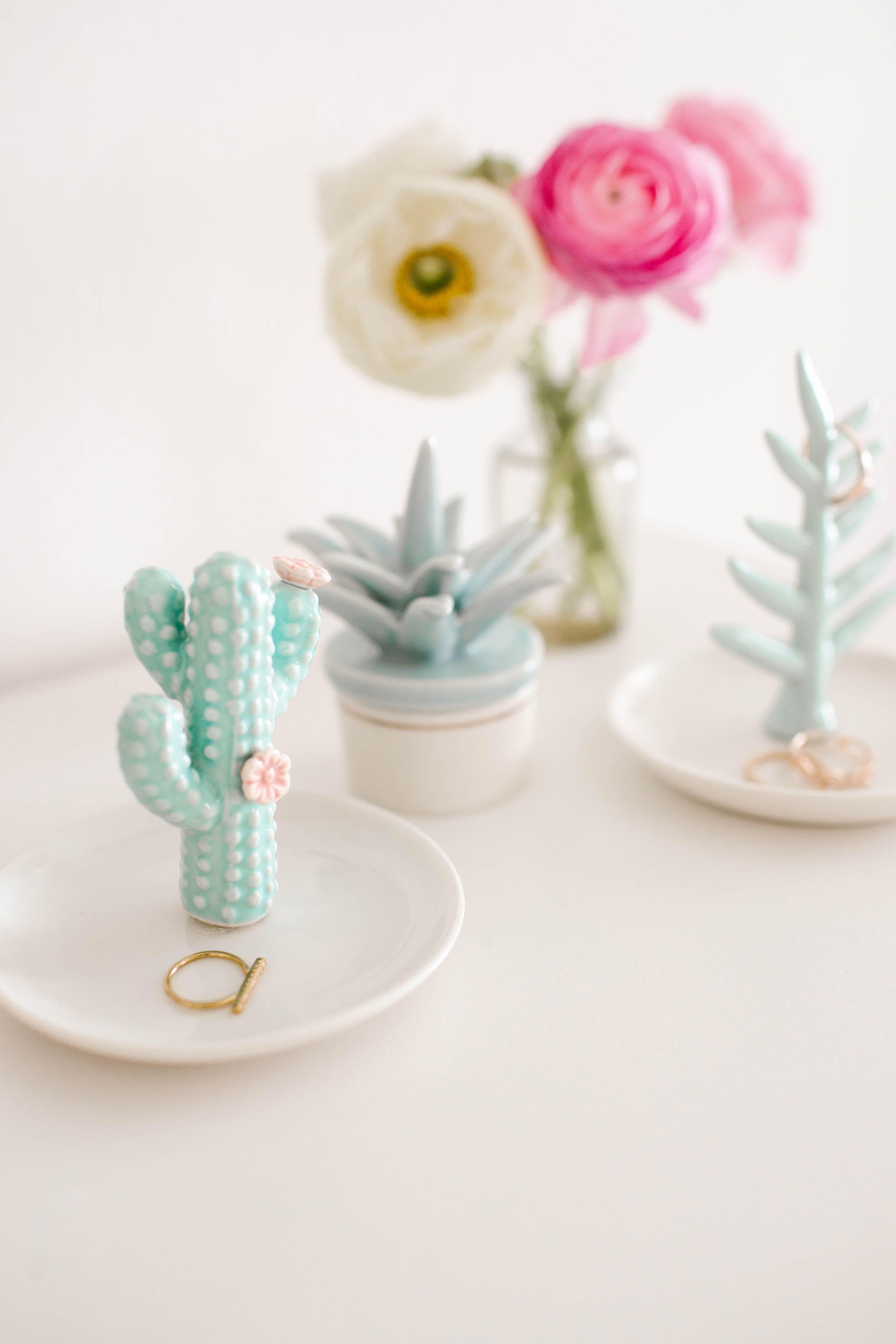 LC Lauren Conrad Trinket Trays | Available on Kohls.com | Jewels ...