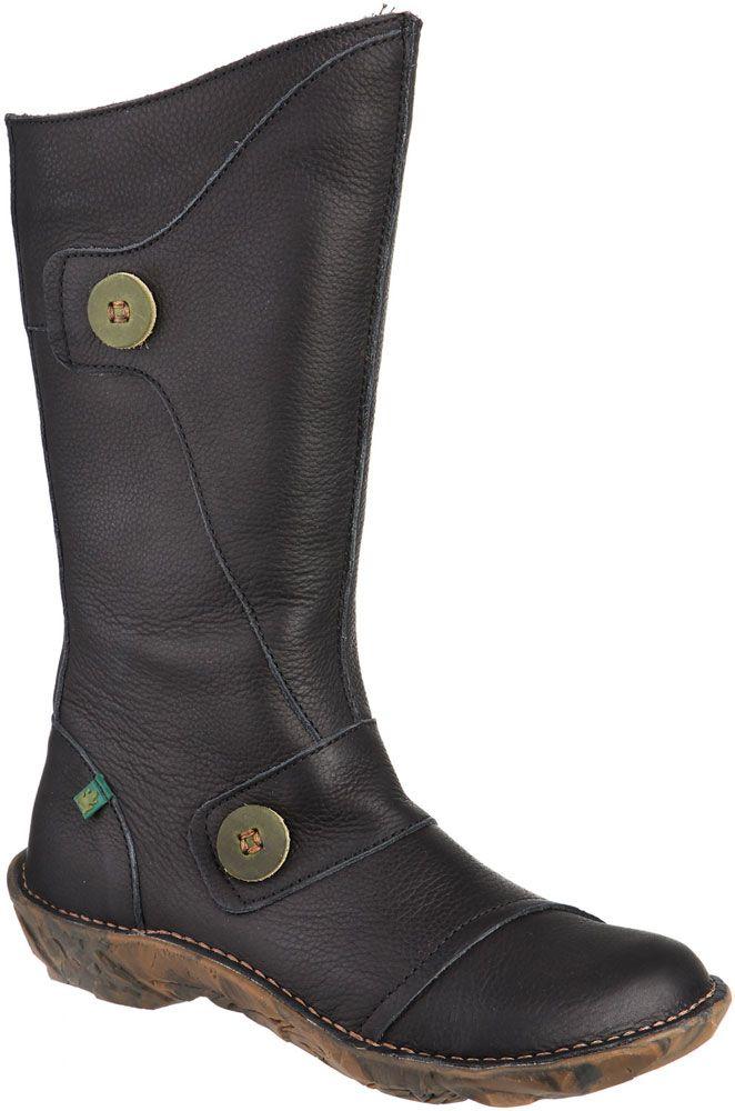 El Naturalista shoes: nasca n016 black