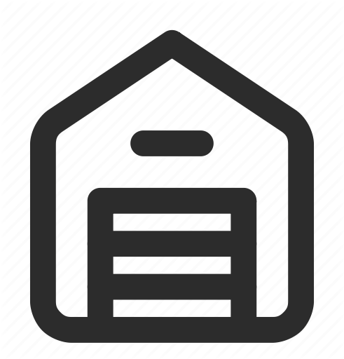 House Storage Storehouse Warehouse Icon Download On Iconfinder Icon Icon Design All Icon