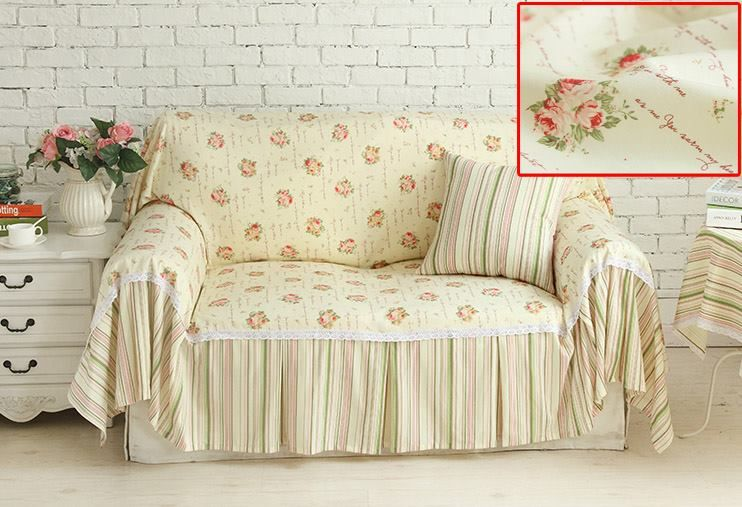 Country sofa cover, photo an product by a little daisy shop https://www.facebook.com/alittledaisyshop