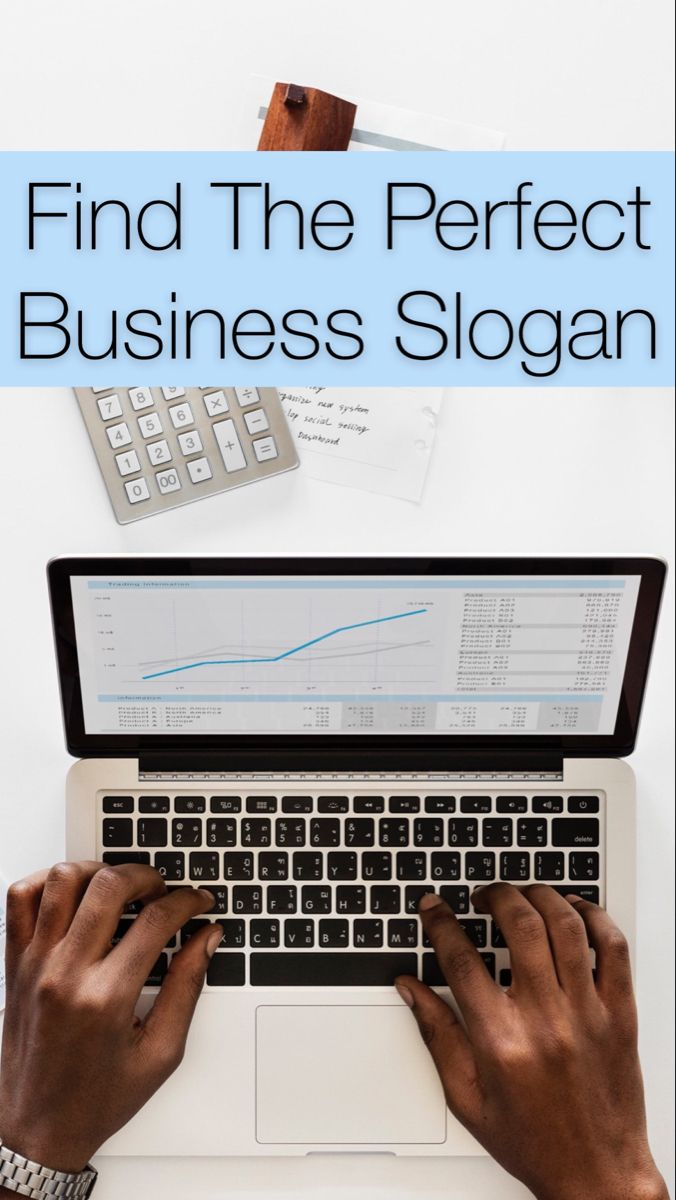 how to come up with a slogan for your business