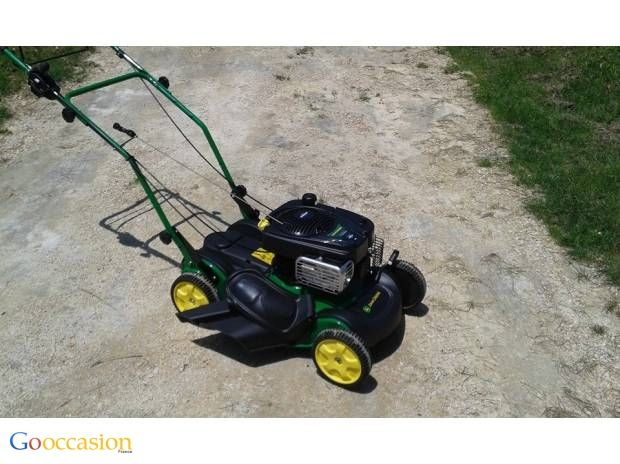 tondeuse gazon john deere js63v mulching. Black Bedroom Furniture Sets. Home Design Ideas