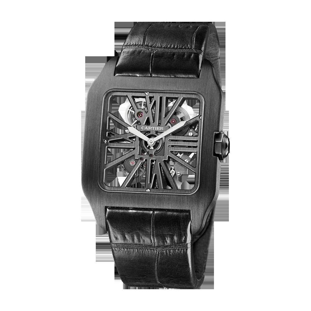 cartier santos dumont skeleton carbon watches pinterest cartier santos