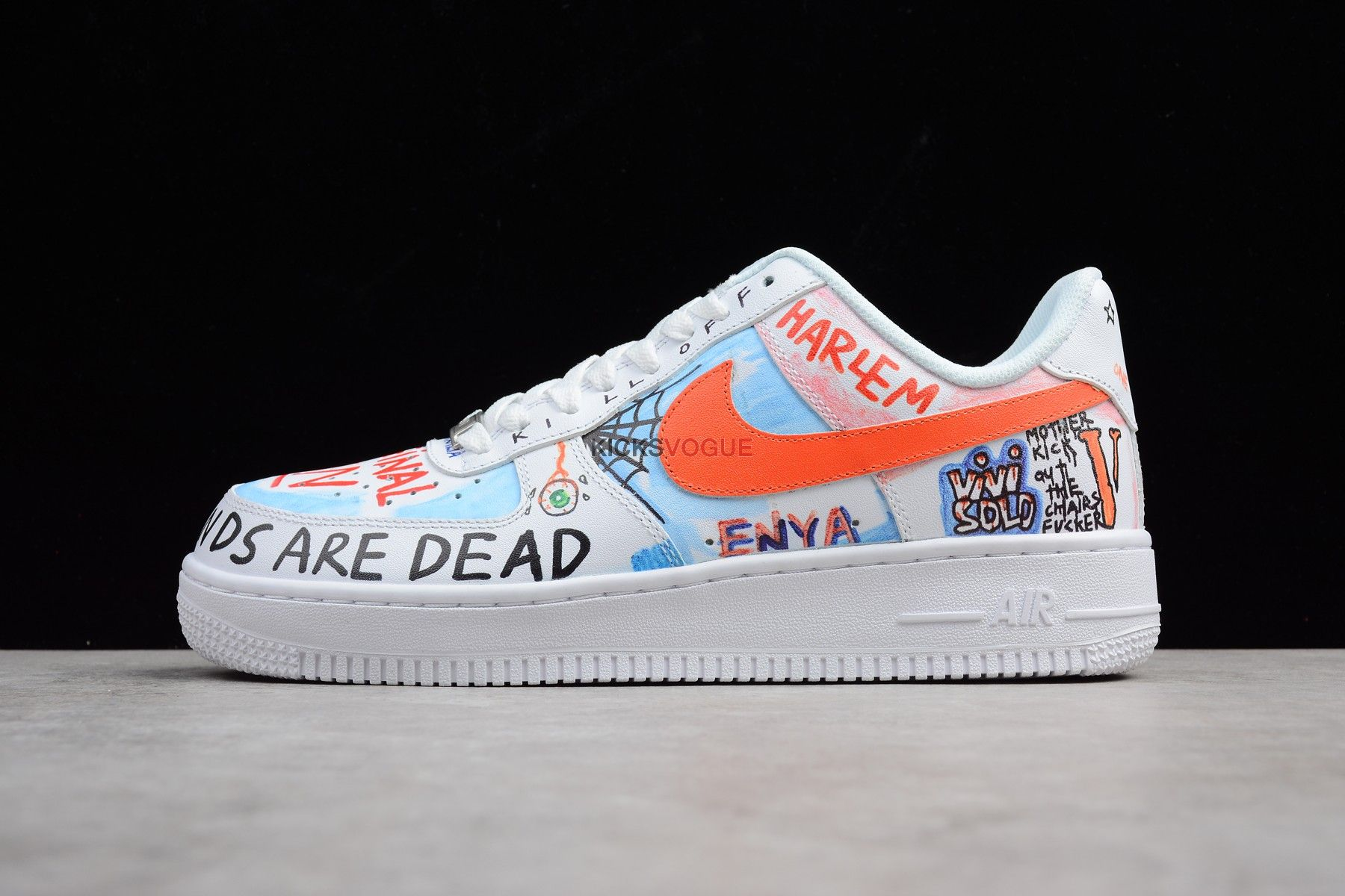 "PAULY VLONE x Nike Air Force 1 LOW WHITE ""Mase</p>                 <!--bof Quantity Discounts table -->                                 <!--eof Quantity Discounts table -->                  <!--bof Product URL -->                                 <!--eof Product URL -->             </div>             <div id="