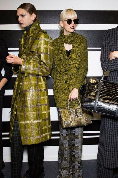 Bottega Veneta at Milan Fashion Week Fall 2016   Fashion ...