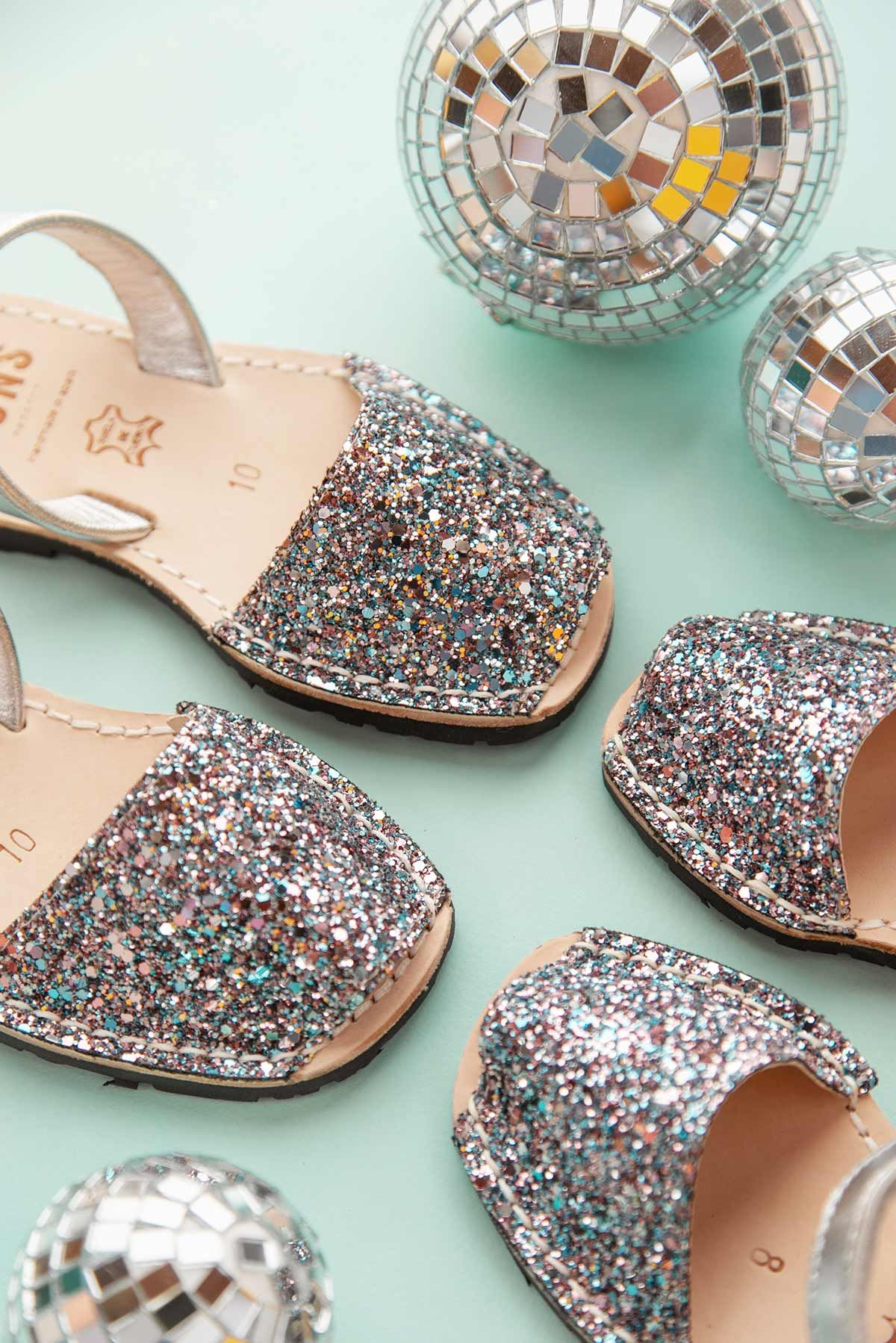 Oh Joy Nursery Collection | Chels Made | Glitter paint