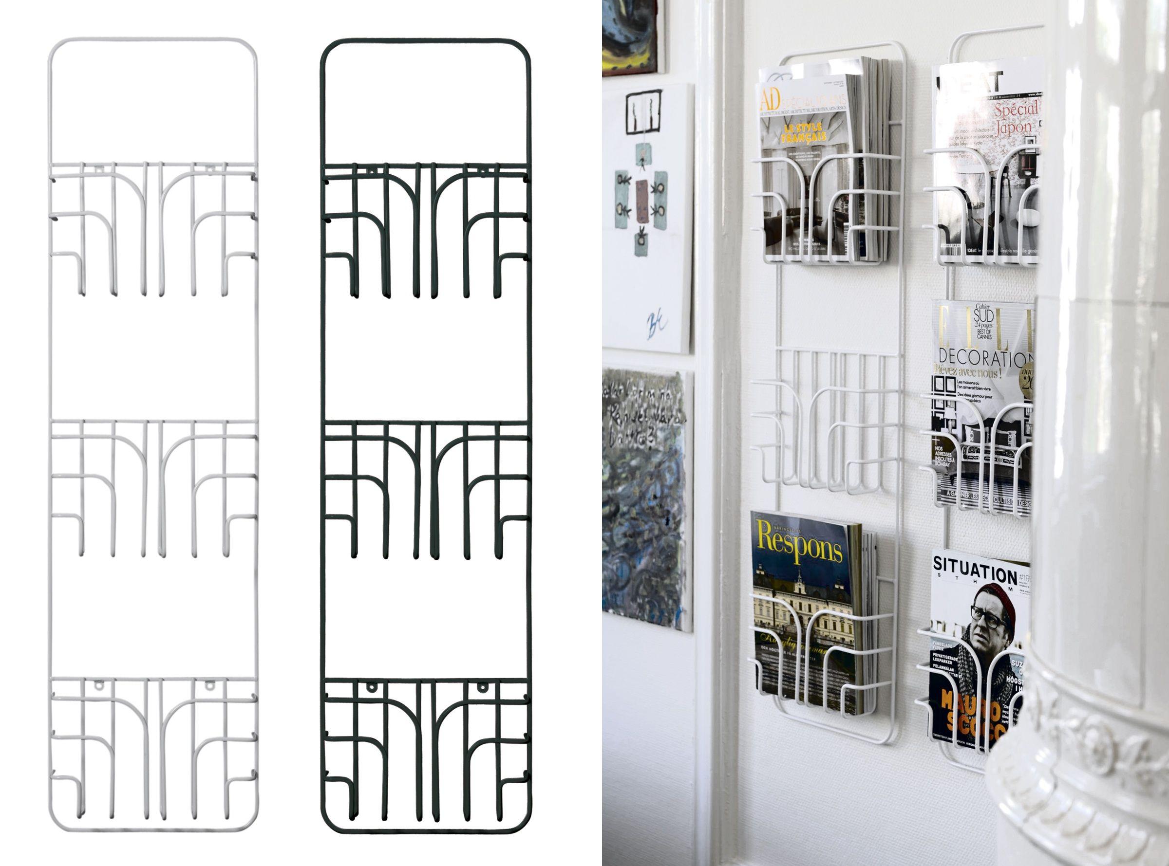 Tidningsstall Now I Vitt Finns Hos Designtorget Ideer